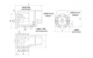 AK31系列数控转塔刀架