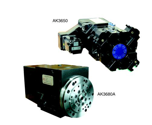 AK36系列数控转塔刀架